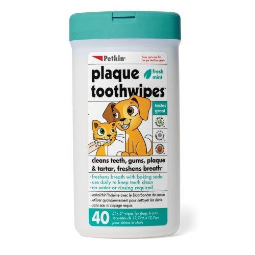 Petkin Toothwipes (40ctn)