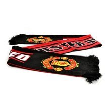 Manchester United Named Scarf - Official Football Gift Licensed Product Nd Warm -  official manchester united scarf football gift licensed product nd
