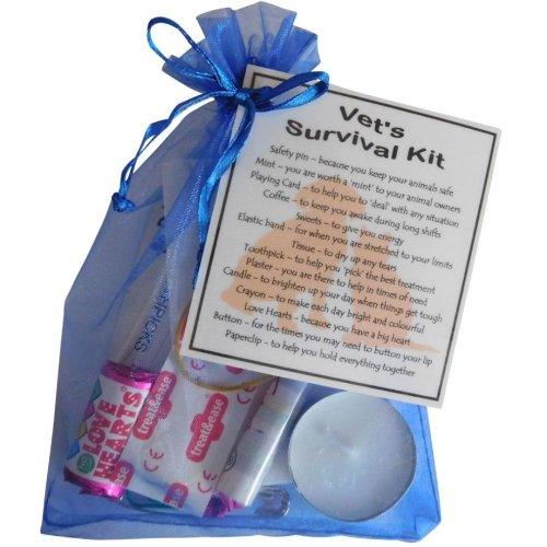 Vet's Survival Kit - Great gift for a vet