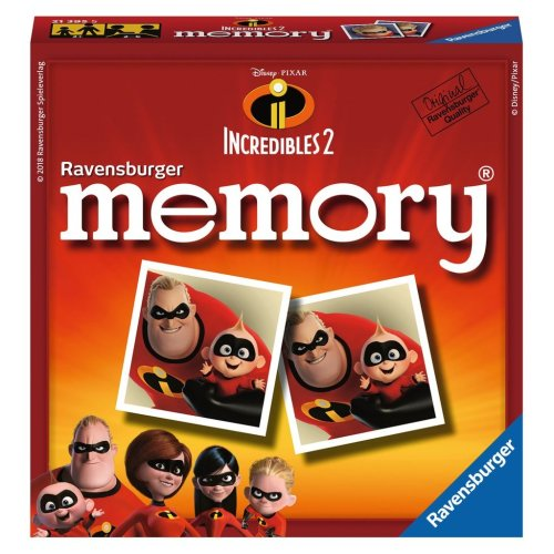 Ravensburger Mini Memory Game Incredibles 2 Click image to zoom