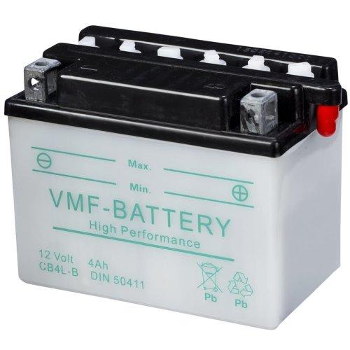 VMF Powersport Battery 12 V 4 Ah CB4L-B