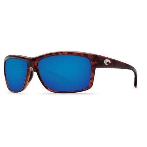 Costa Del Mar Mag Bay Polarized Tortoise Sunglasses - AA-10-OBMP