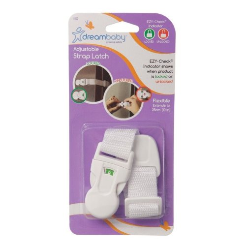 Dreambaby Baby Strap Latch