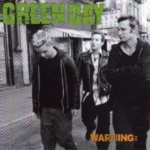 Green Day - Warning [CD]