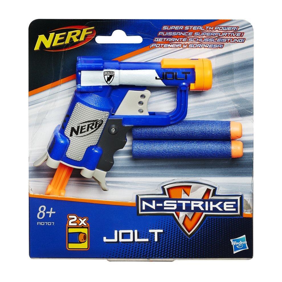 NERF N-Strike Elite Jolt Blaster | Small NERF Gun ...