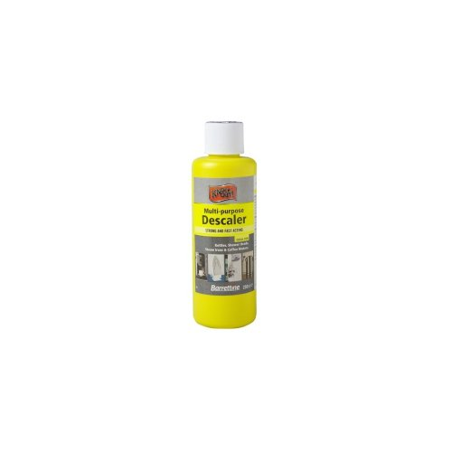 Knockout Multi-Purpose Descaler 250ml Kettle, irons, showerheads etc Plastic and metal