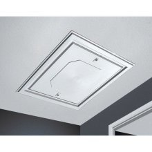 Push Up Loft Door Hatch