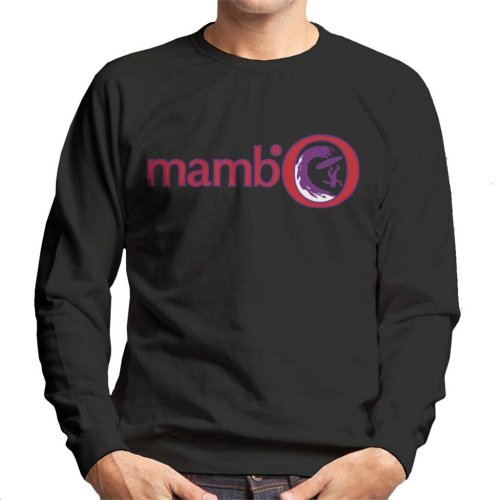 Mambo Surfer Wipeout Men's Sweatshirt