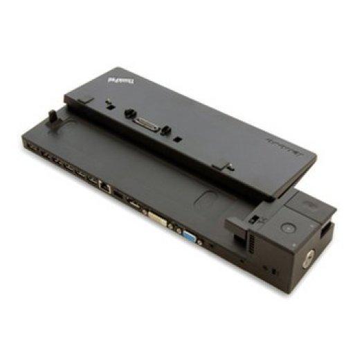 Lenovo 40A10065DK USB 2.0 Black notebook dock/port replicator