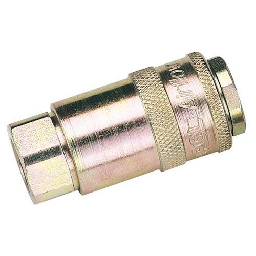 "Draper 37827 1/4"" Female Thread PCL Parallel Airflow Coupling"