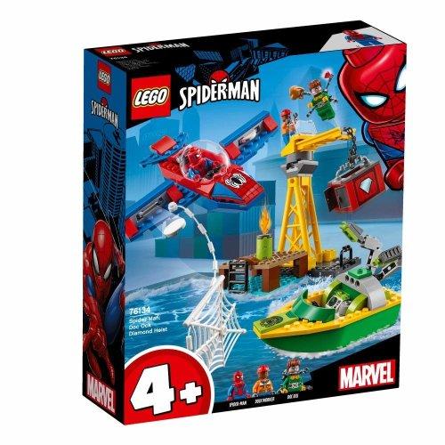 Lego 76134 Super Heroes Spider-Man Doc Ock Diamond Heist