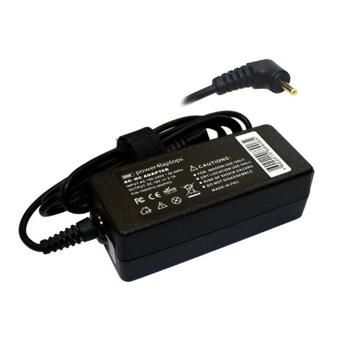 Asus Eee PC 1015PW Compatible Laptop Power AC Adapter Charger