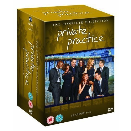 Private Practice - Season 1-6 [DVD]