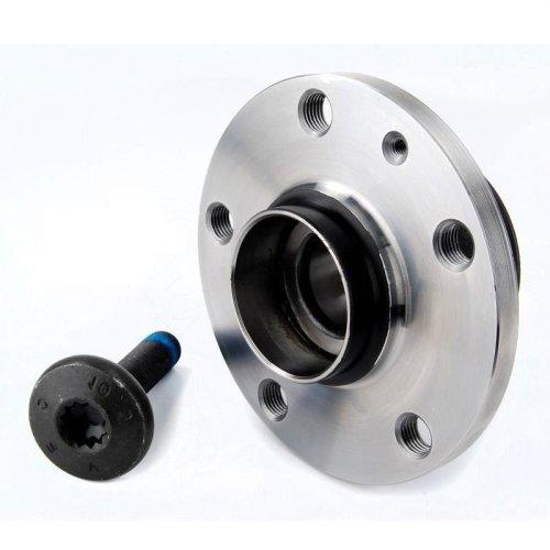 Vw Passat B6 Saloon & Estate 2005-2011 Rear Hub Wheel Bearing Kit Inc Abs Ring
