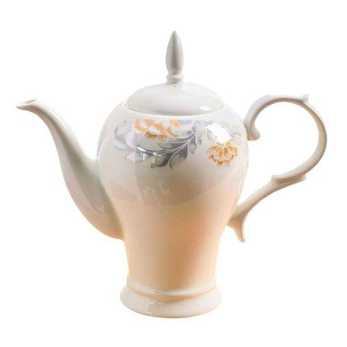 European Teapot Ceramic Pot for Afternoon Tea