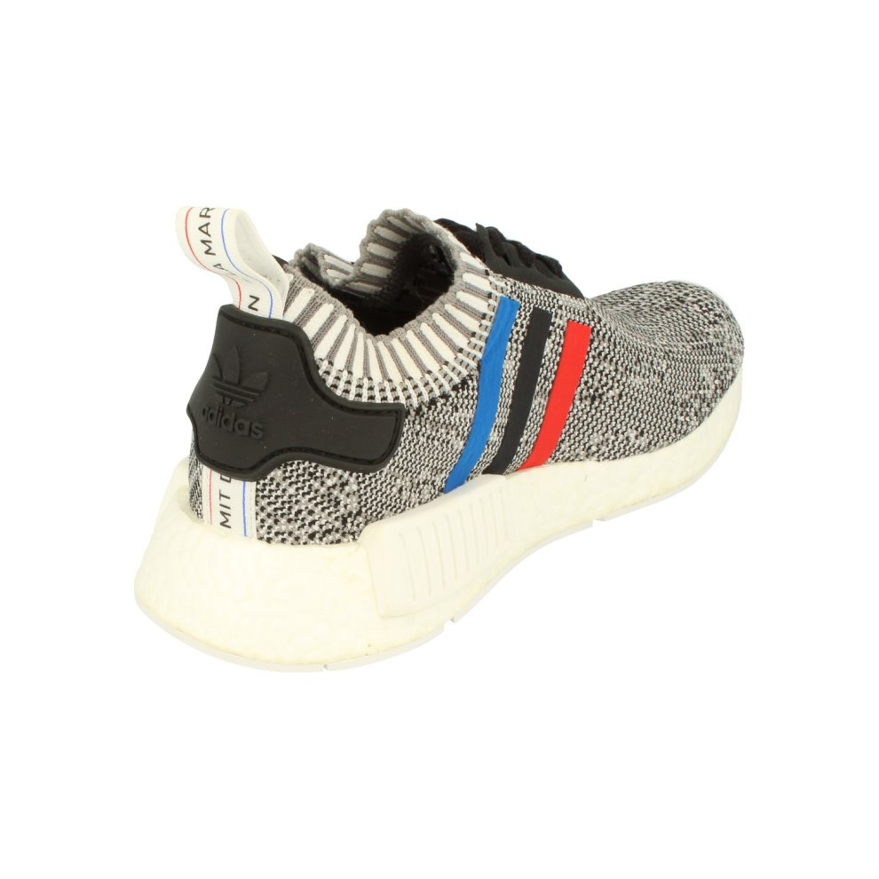 41241ad96c ... Adidas Originals Nmd_R1 Pk Mens Running Trainers Sneakers Shoes Prime  Knit - 2 ...