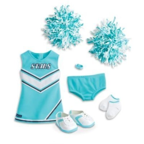 American Girl Spirit Squad Outfit For Dolls  Truly Me 2016