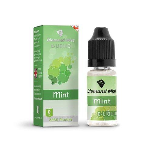 Diamond Mist 10 ml Mint E-Liquid