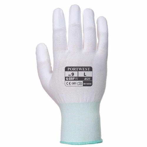 sUw - PU Fingertip Glove Maximum Abrasion Resistance (1 Pair Pack)