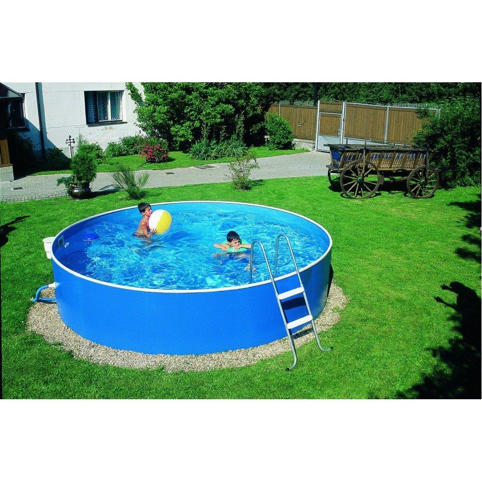 Aqua Swimming Pools Product : Aqua world lagoon pool ft steel free standing