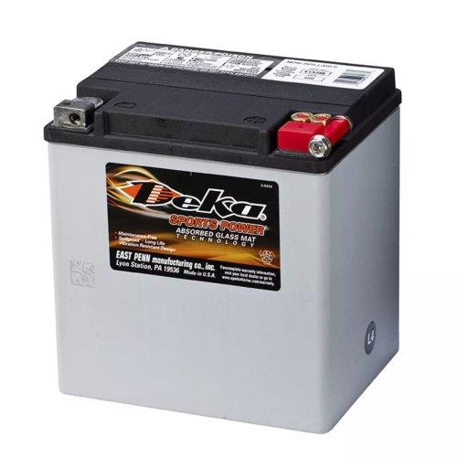 Deka Sports Power AGM Battery 12V 26Ah Maintenance Free Car Vehicle ETX30L