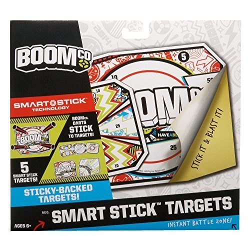 Boomco Smart Stick Target Sticker Pack 2