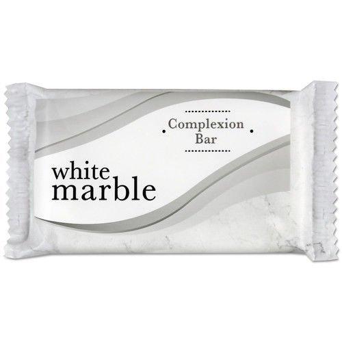 Individually Wrapped Basics Bar Soap, 1.5oz Bar, 500Carton, Sold as 1 Carton