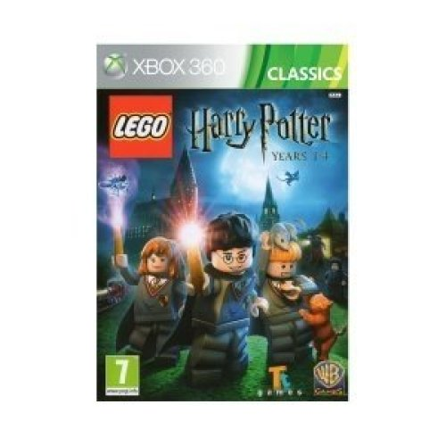 Lego Harry Potter Years 1-4 Microsoft Xbox 360 Game Uk Pal