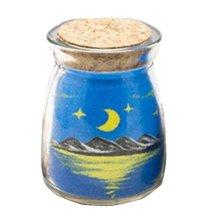 [Night Scene] Beautiful Handmade Sand Art Kids Toy