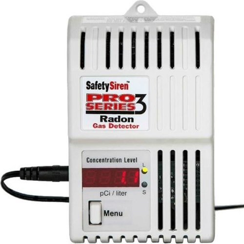Spacio Innovations PS3RDU Pro Series 3 Gas Radon Detector