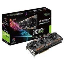 Asus 8Gb NVIDIA GeForce GTX 1070 Strix OC PCi-e3.0 VGA Card