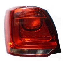 Volkswagen Polo Mk5 10/2009-> Rear Tail Light Passenger Side N/s