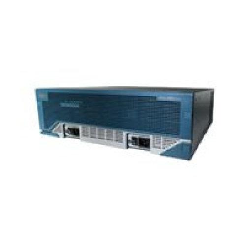 Cisco CISCO3845-V/K9 R4  3845 Voice Bundle - Router - voice / fax module - GigE CISCO3845-V/K9