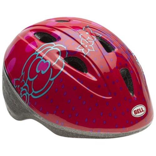 Bell Sports 7063269 Todd Girl Zoomer Helmet