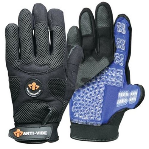 IMPACTO BG40850 Anti-Vibration Mechanics Air Glove - Extra Large