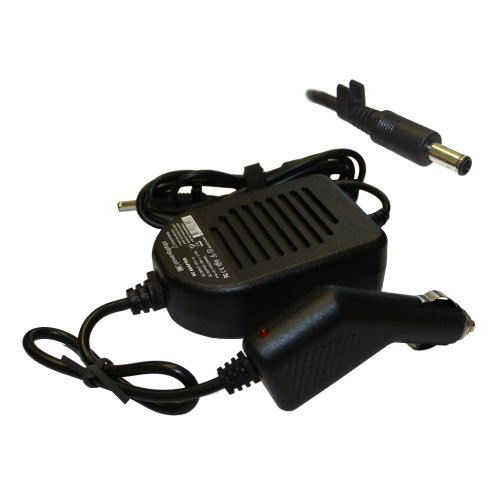 Samsung N148-DA01 Compatible Laptop Power DC Adapter Car Charger
