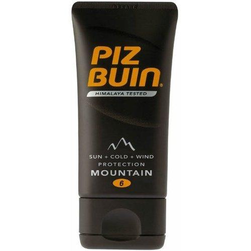 Piz Buin–Mountain Cream Sun Tan Lotion SPF 6Pocket Size 40ml by