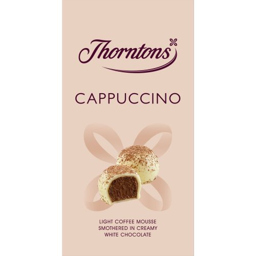 Thorntons Chocolate Favorite Flavours Bags (Cappuccino)