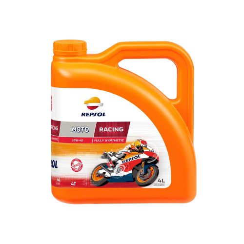 Repsol Moto Racing 4T 5W40 Motorcycle Engine Oil 4 L