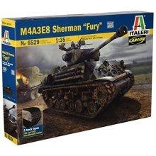 M4A3E8 SHERMAN - MILITARY VEHICLES 1:35 - Italeri 6529