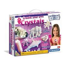 Create your Own Crystal - Clementoni 61173