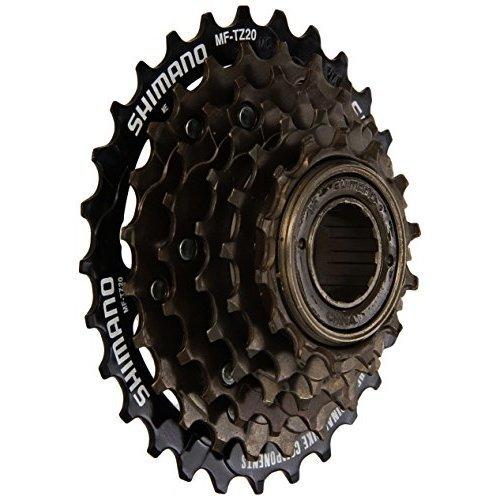 Shimano Mf Tz20 14 28 Teeth 6 Speed Freewheel