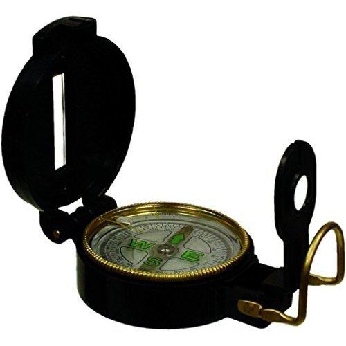 Red Rock Outdoor Gear Plastic Lensatic Compass