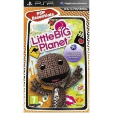 Little Big Planet Essential Edition Sony PSP Game