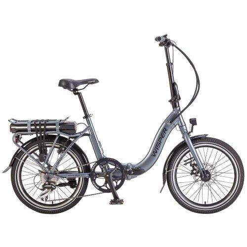 Wisper 806 Torque Folding Hybrid e-Bike Electric Bike - 575Wh Samsung Battery