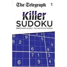 The Telegraph Killer Sudoku: 1