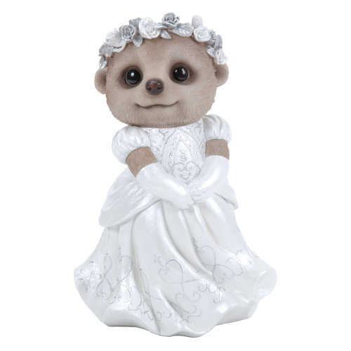 8e1e38222 Vivid Arts - Baby Meerkat - Bride - Wedding - Garden Ornament/Decoration/ Gift on OnBuy