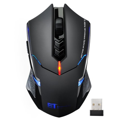 VicTsing 7 Buttons 2.4G Professional Wireless Gaming & Office Mouse