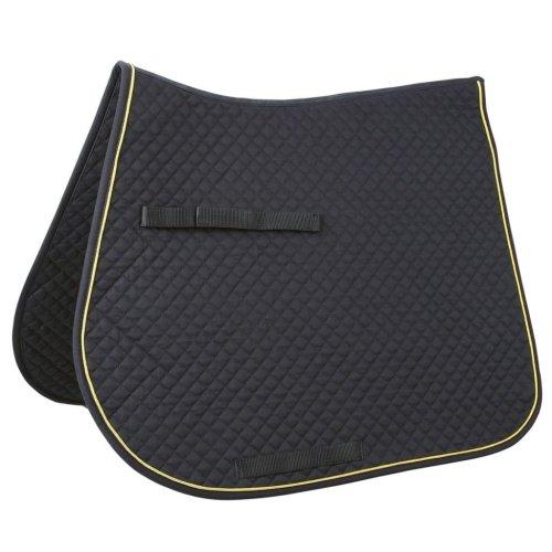 Kerbl Multipurpose Saddle Pad Classic Black 323811