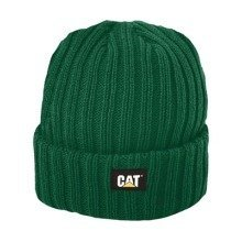 Cat Rib Watch Hat Green